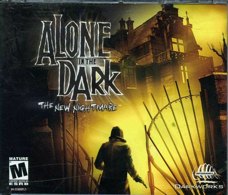110.28: Alone in the Dark: The New Nightmare   video game   PC ...