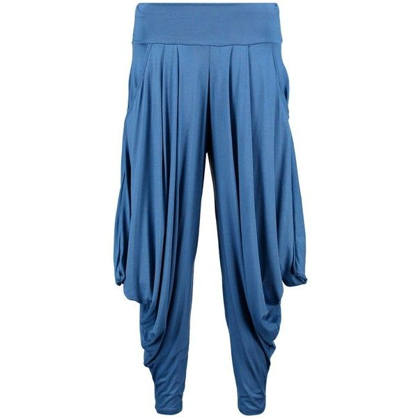 Boohoo Valencia Oversized Slouchy Hareem Trousers | Boohoo (650 RUB) ❤ liked on Polyvore featuring pants, basic tshirt, flat-front pants, wide leg palazzo pants, saggy pants and slouchy pants