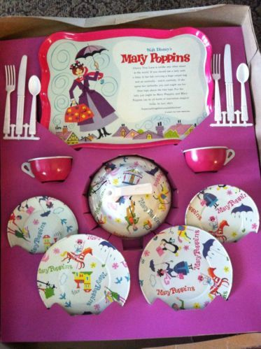 christmas shopping from the book mary poppins