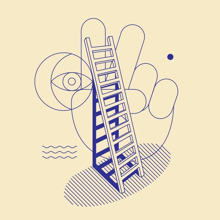 build wall, bring ladders. ello - andrewhoffman   ello