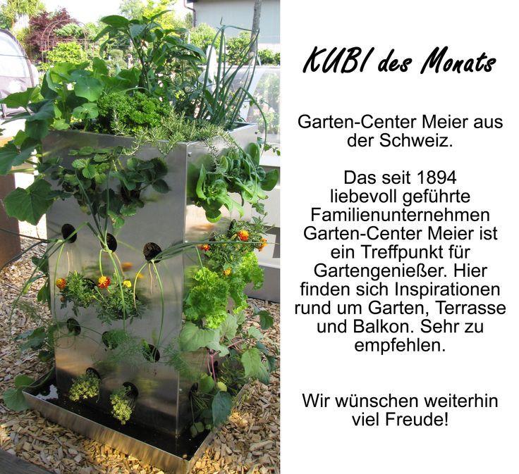 Marvelous KUBI ein ganzer Garten auf m Das
