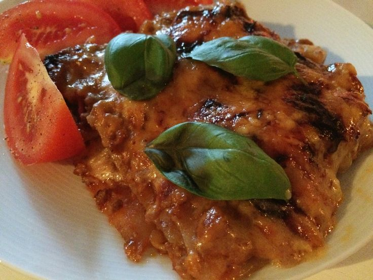 Glutenfria godsaker: Glutenfri lasagne
