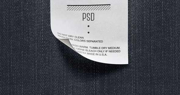 Download Shirt Tag Mockup Clothing Labels Clothing Mockup Free Logo Mockup