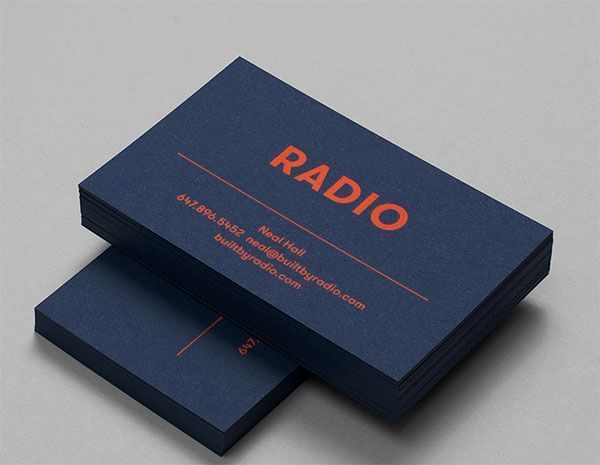 20 new (amazing) business cards - Best of September 2014