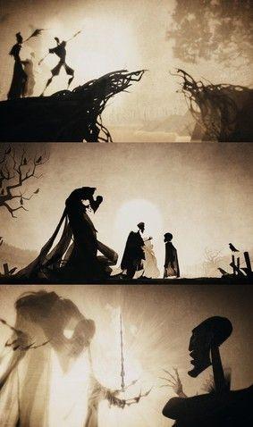 O Conto dos Três Irmãos (The Tale of the Three Brothers) - Poster / Capa / Cartaz