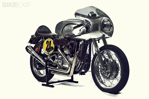 Norton/Harley-Davidson (the Sporton)