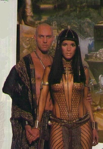 Imhotep Et Anck Su Namun 362460 L Jpg 408 215 586 Halloween Couples And Groups Pinterest