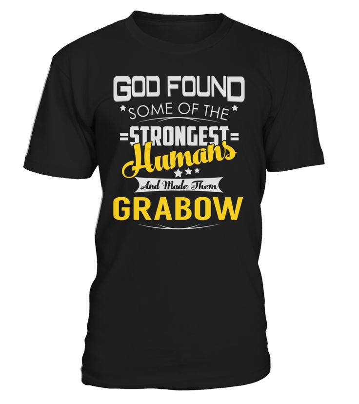 God Found Some of the Strongest Humans And Made Them GRABOW #Grabow