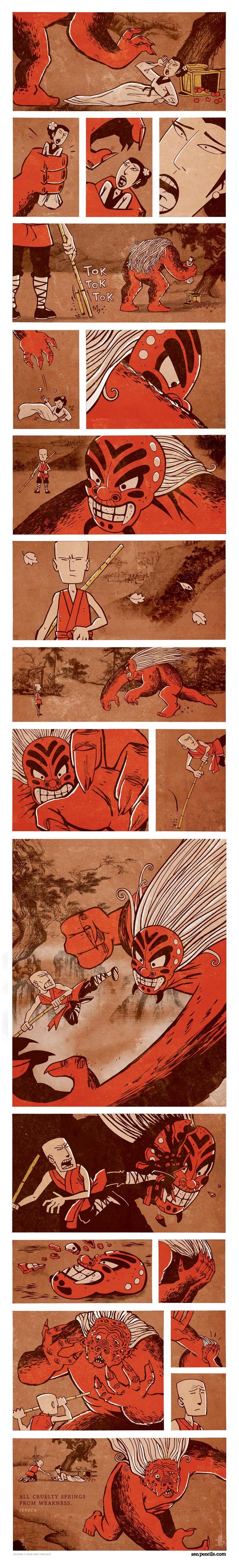 The Curious Brain » SENECA: Sympathy for the Devil