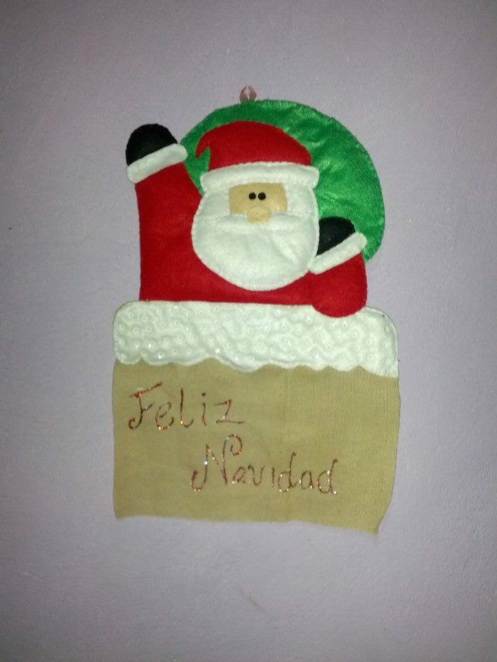 Santa chimenea $50