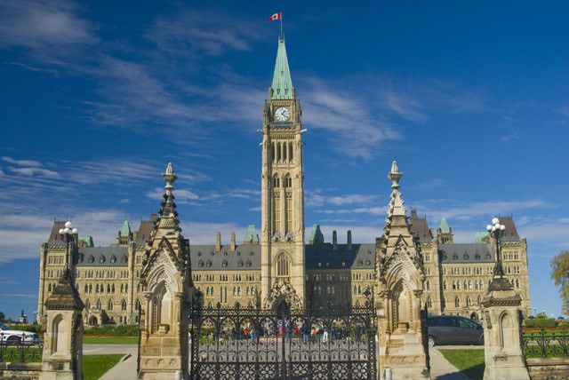 Here's a simple explanation of the basics of how a federal election works in Canada.