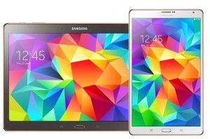 Samsung Galaxy Tab S 8.4/10.5 Ad Mocks Apple iPad's Display