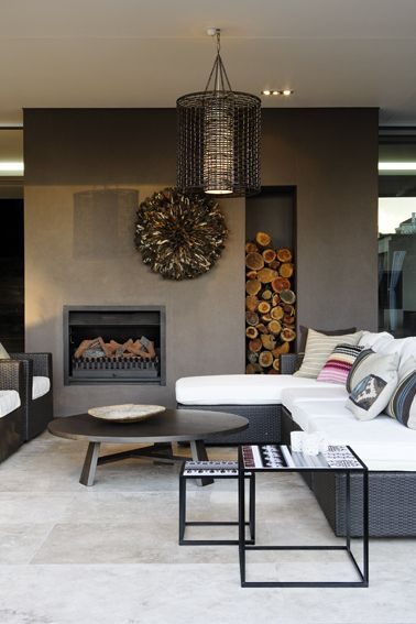 R House Outdoor Living - Bruce Stafford Architects