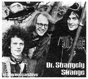 Dr Strangely Strange