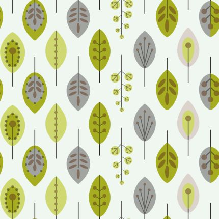 RETRO LEAVES - iDesign. Available in our showroom.