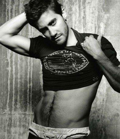 2010 Shirtless Bracket Final Four Spotlight: Jake Gyllenhaal