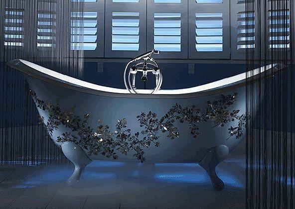 Les 20 meilleures id es de la cat gorie baignoire sur pied for Salle de bain avec baignoire sur pied
