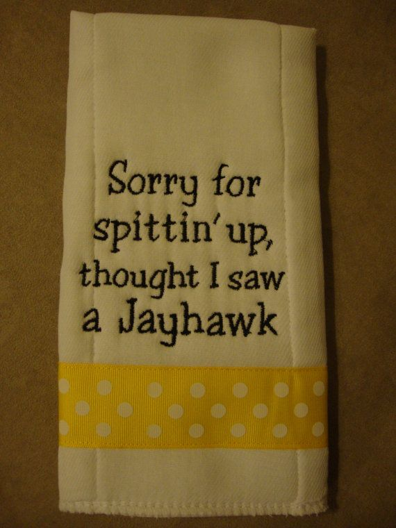 This is way too awesome not to pin...haha!  coming from KANSAS not being a KU fan I really love this one! 8*)