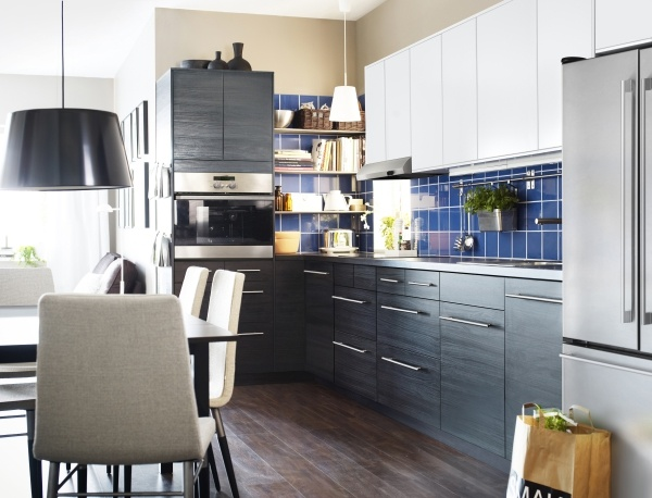 Big or small, our AKURUM cabinets are the perfect solution to any sized kitchen