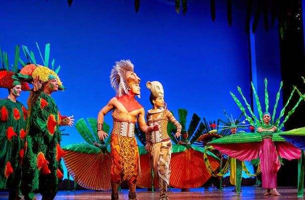 Lyceum Theatre London: Dazzling London Musical The Lion King at Lyceum Th...