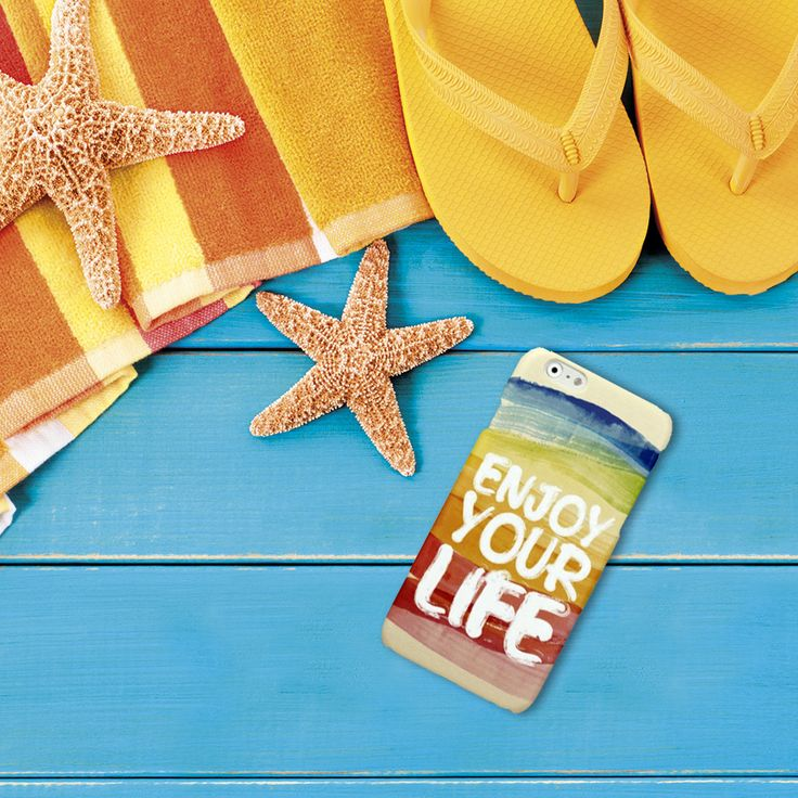 #Cover #Case #Enjoy your #Life http://www.creatink.com/product/iphone-cover-case/enjoy-your-life/