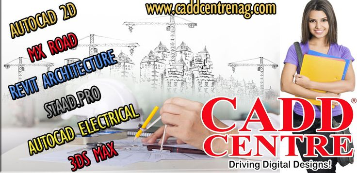 CAD Centre Offers courses for students and working professionals on Mechanical, Civil, Electrical & Electronics engineering, Architecture, and Project Management disciplines.  CAD course is highly important for those who are in manufacturing and engineering field. 100% placement support with Live Training Admission open at Cadd center nagpur @ #nandanvan - 7507111167 and #Sadar -7507111164