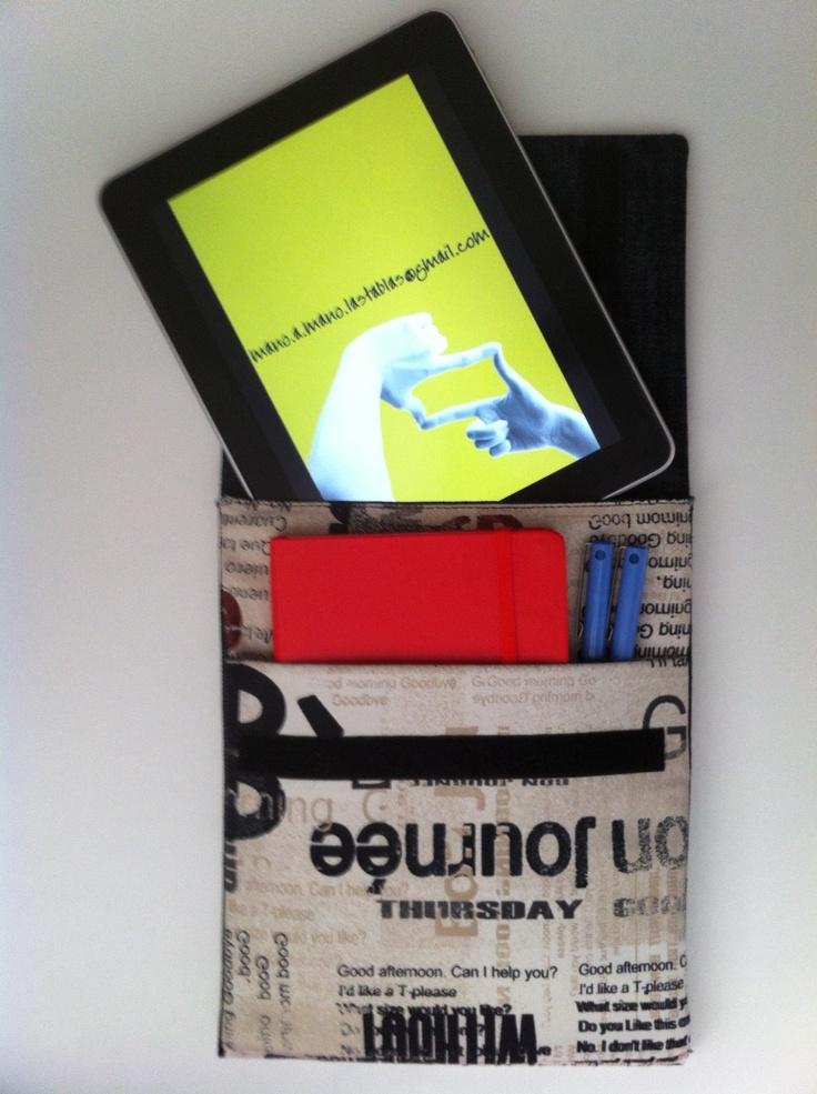 Funda para tablet/ libros electronicos  14 euros