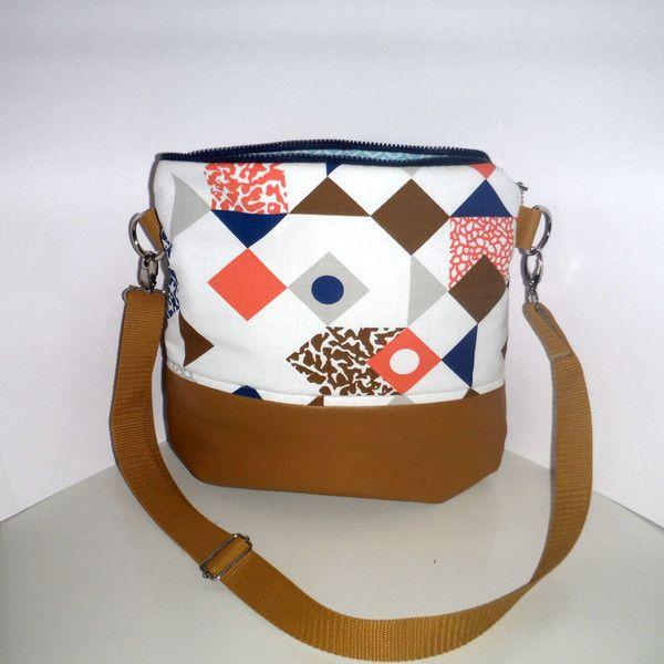 Schultertaschen - Tasche Beutel Kit - ein Designerstück von KiS-Ma bei DaWanda