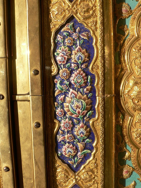 Shah Cheragh details, Shiraz,,Iran