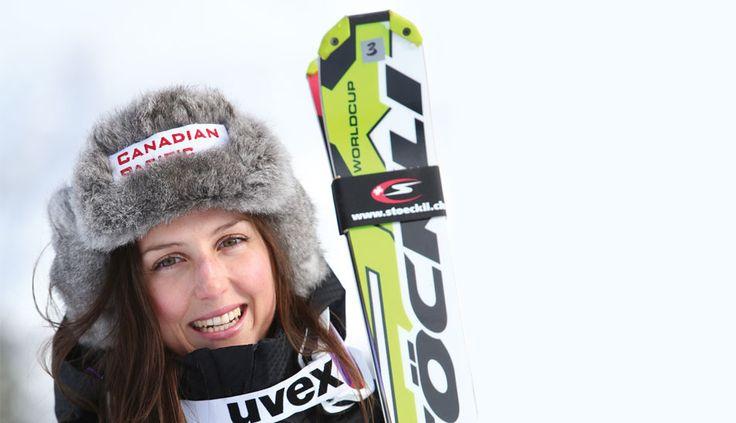 Athlete Kelsey Serwa - Organized Chaos - Skiis & Biikes Magazine