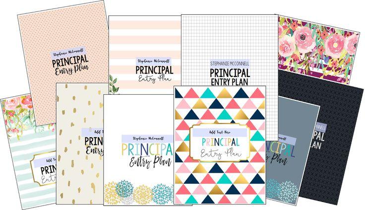 Principal 90 Day Plan Digital Resource 90 day plan