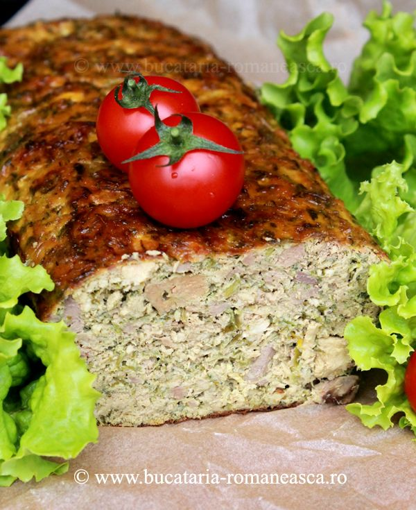 Drob de pui http://www.bucataria-romaneasca.ro/retete-culinare/drob-de-pui.html