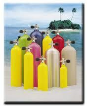 Information on Scuba Air Tanks. You can find out all you wish to know about scuba tanks, scuba diving, scuba gear and equipment, infact all things scuba, at the link.
