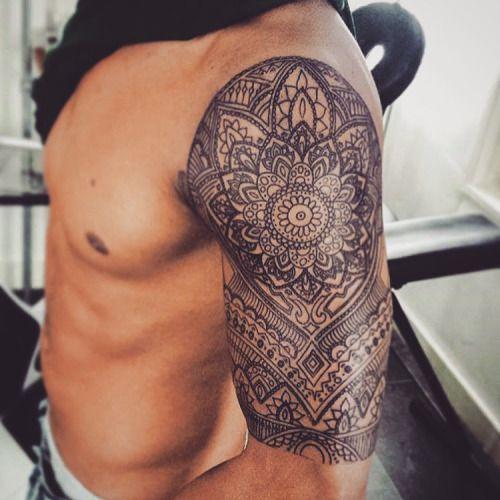 mandala tattoo sleeve - Google zoeken