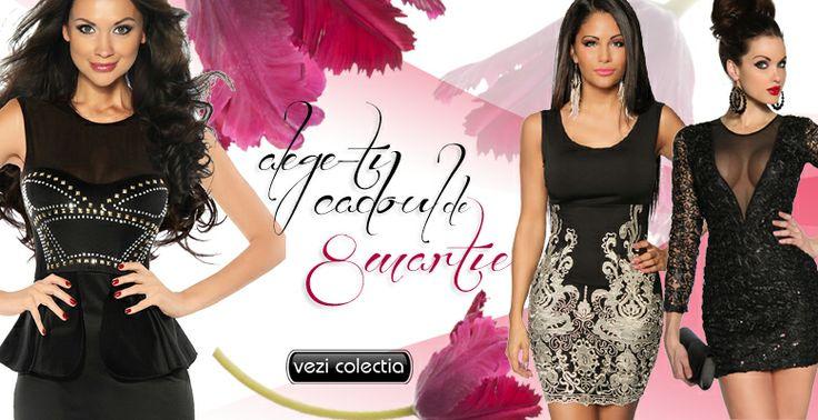 "Colectia ""Cadaoul tau de 8 Martie"" http://www.fashionagenda.ro/colectia-noua"