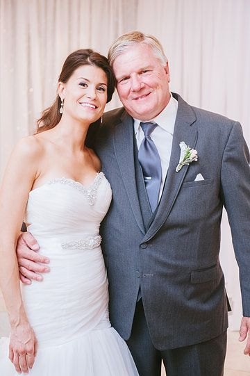 Photo from Kristen + Ryan   collection by Carson Photography     Father of the Bride - Suit from Celebrity Tux & Tails