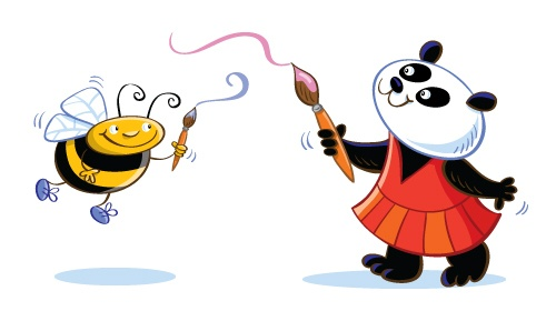 899 mejores ideas sobre clipart school kindergarten en for Andy panda jardin de infantes