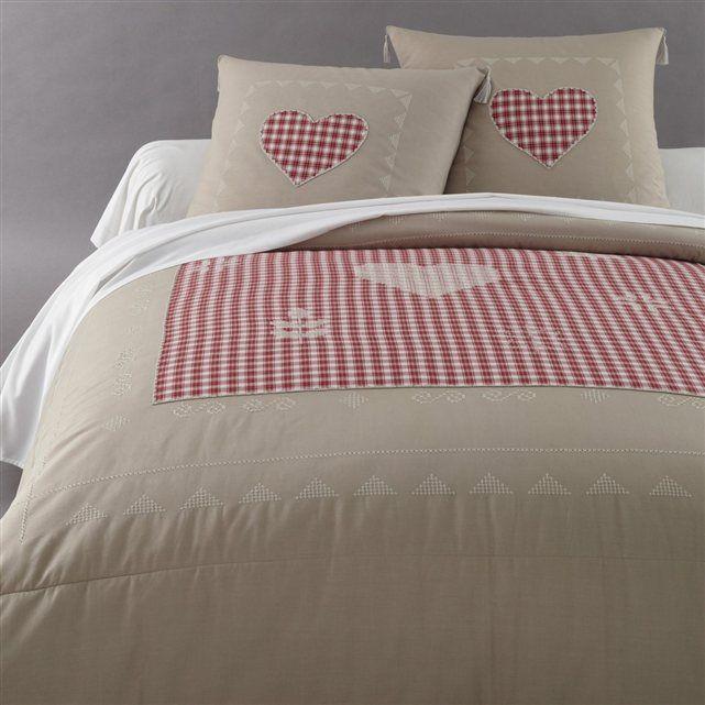les 9 meilleures images du tableau couvre lits sur pinterest la redoute interieurs couvre lit. Black Bedroom Furniture Sets. Home Design Ideas
