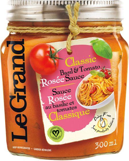 Le Grand | Classic Rosee Sauce