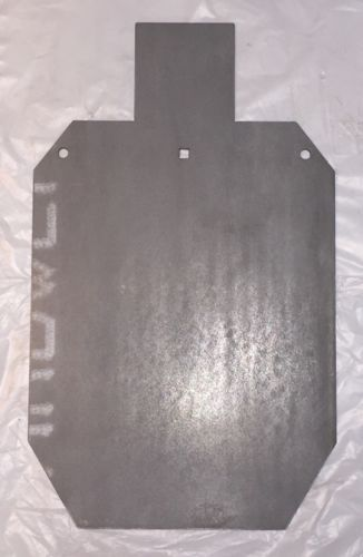 Targets 73978: Ar500 Full Scale Idpa Ipsc Steel Shooting Target Gong 1/2 18 X 30 -> BUY IT NOW ONLY: $215.95 on eBay!