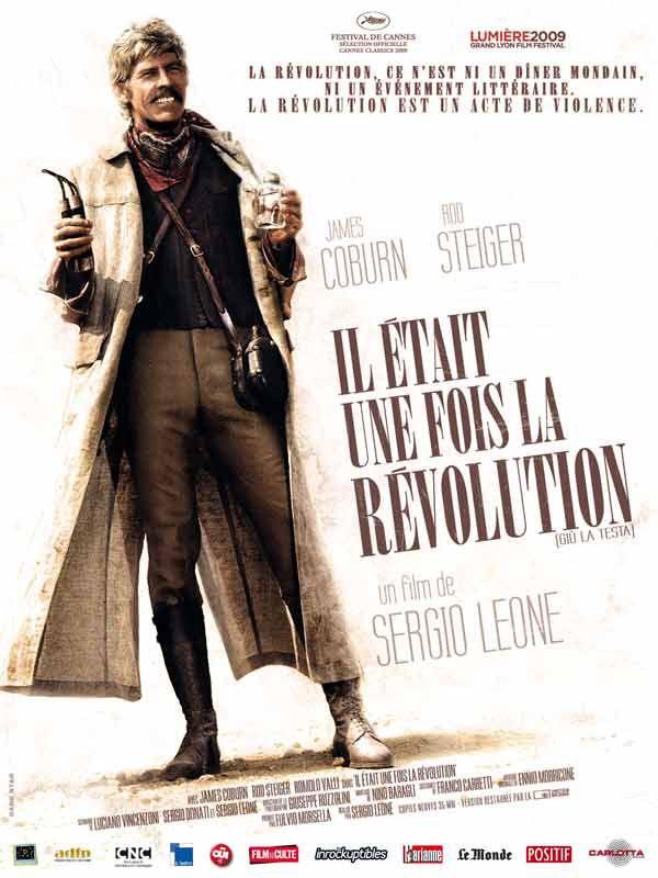 Il était une fois le revolution   Ce soir une fresque désenchantée sur la révolution qui montre que toute révolution est décevante. Sur Arte  Si vous ne connaissez pas à voir. Comique tragique parfois intelligent et décalé. https://www.andlil.com/forum/il-etait-une-fois-la-revolution-t18886.html