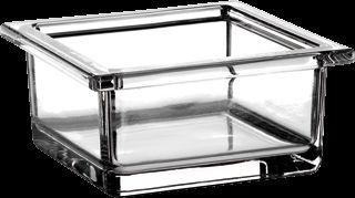 Emco Liaison zeephouder glazen inzet transparant 176600000