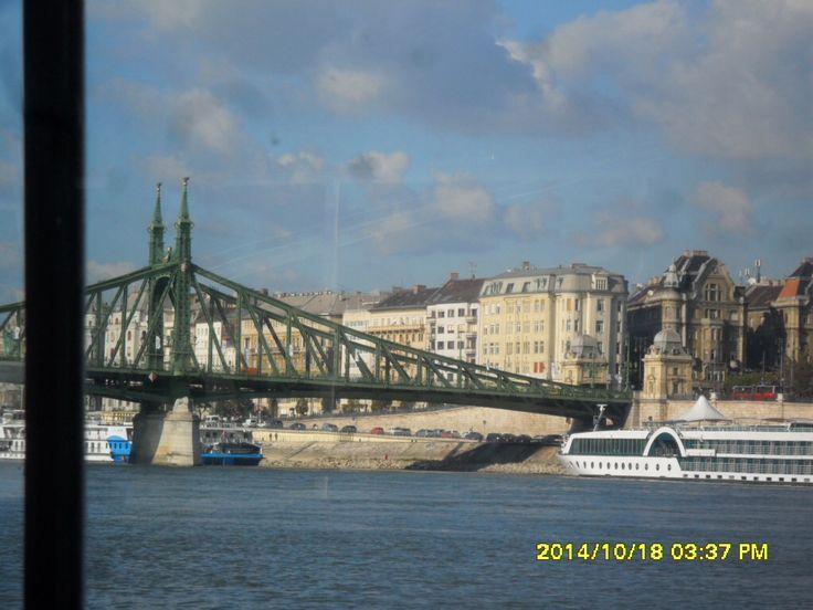 Dunai hajókázás