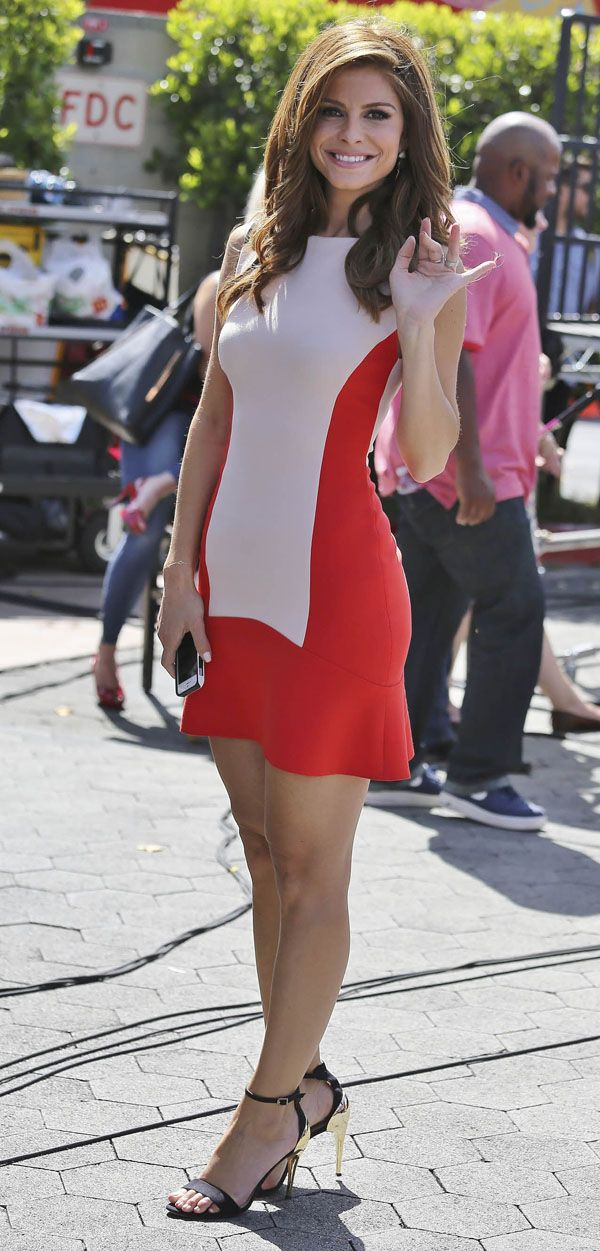 Maria Menounos - May 2014
