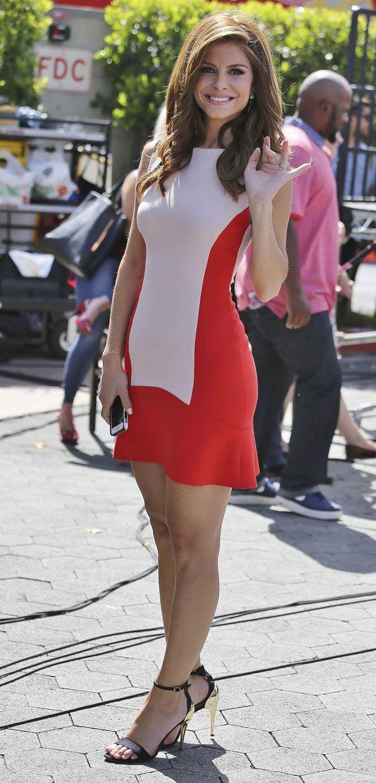 Maria Menounos - May 2014