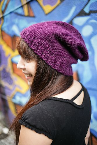 Welcome to the Star Slouch Hat knitting pattern by Rena Greyson from The Red Fox and Gown! I aim to have friendly, easy-to-follow instructions for beginner and advanced beginner knitters.
