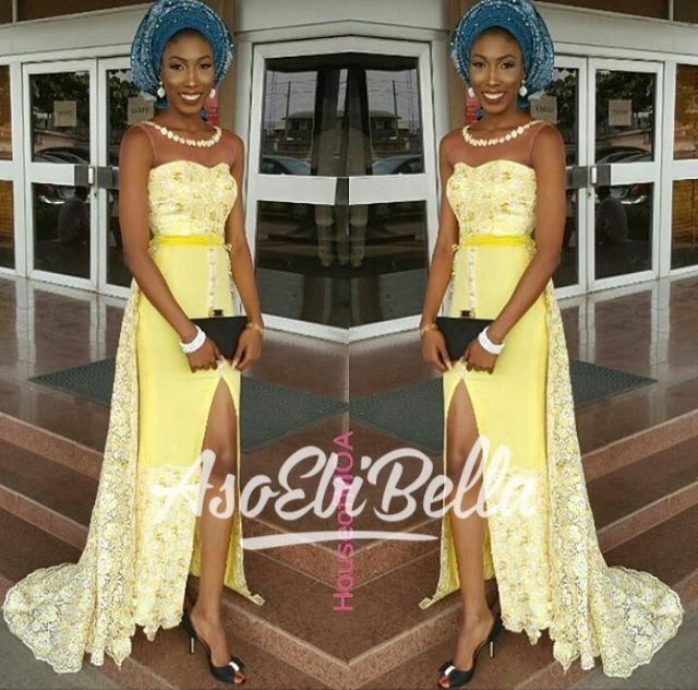 BellaNaija Weddings presents #AsoEbiBella – Vol. 180 – The Latest Aso Ebi Styles