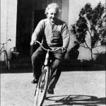 Se Einstein fosse vivo andrebbe in bicicletta