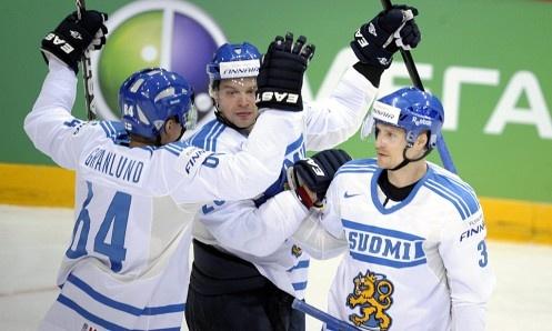 Suomi - Slovakia 1-0