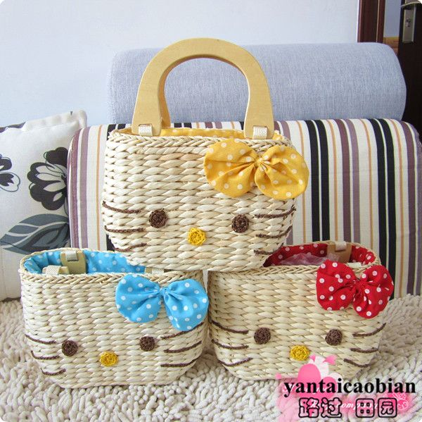 Baskets for the little ones!